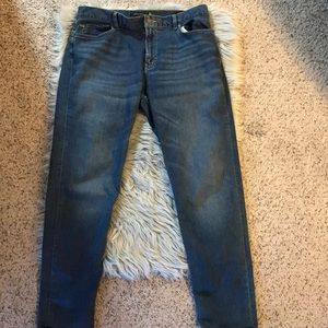 Comfortable Banana Republic Jeans Tapered 36X32